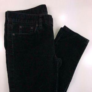 J.Crew Skinny Leg Low Rise Corduroy Jeans BQ35